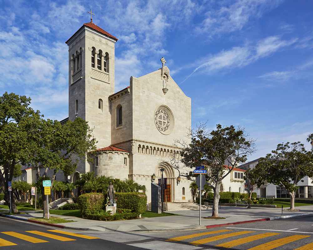 St_Monicas_Catholic_Church california_architecture architecture_photographer architecture_photography los_angeles_architecture_photographer brand_photographer brand_photography