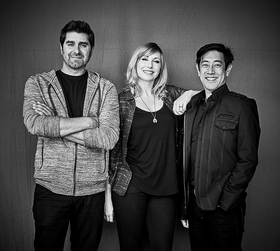 kari_byron tory_belleci grant_imahara los_angeles_set_photographer los_angeles_bts_photographer network_photographer netflix the_white_rabbit_project los_angeles_unit_photographer set_photographer bts_photographer unit_photographer